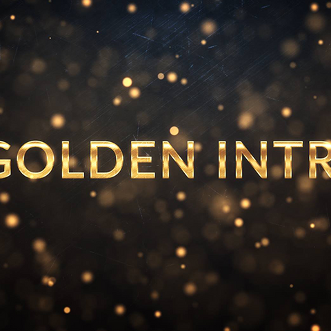 Project File - Golden Intro