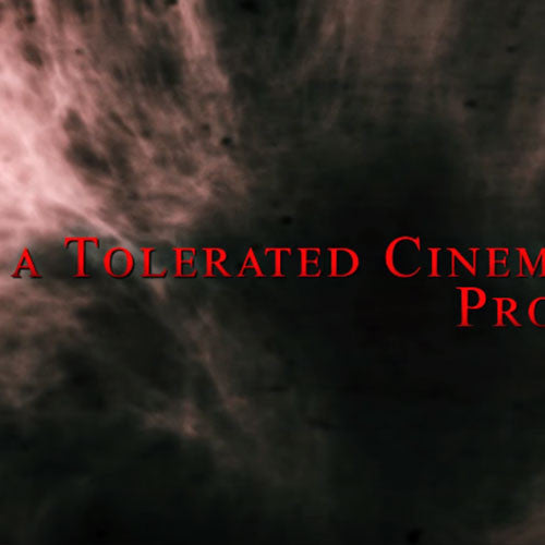 Project File - Scary Horror Movie Title intro