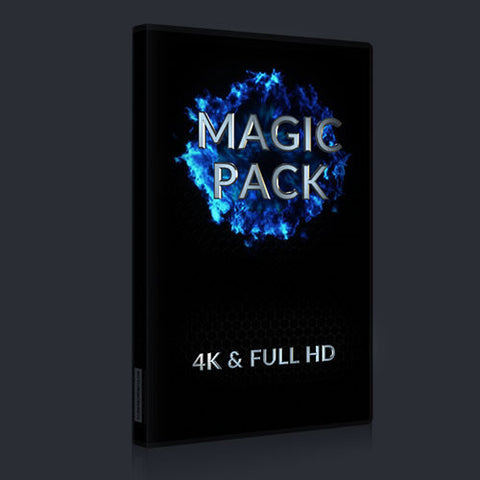 Pack - Magic Pack Full HD & 4K