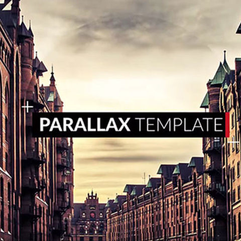 Project File - Parallax Slideshow