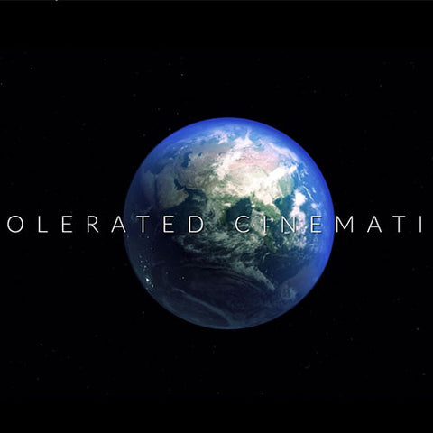 Project File - Realistic Earth Intro title