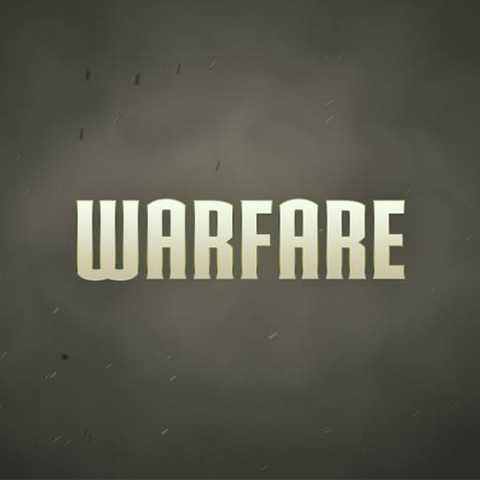 After Effects Template - Epic Warfare Trailer Title