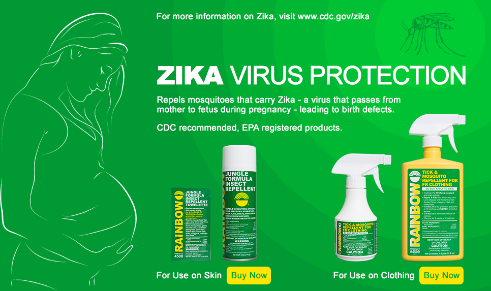 Zika Virus Protection