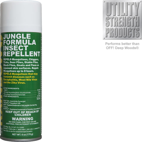 Jungle Formula Insect Repellent