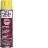 Gas Yellow Water Paint