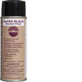 Gloss Black Enamel Paint