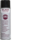 Black Solvent Paint