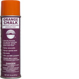 Orange Chalk Water Paint