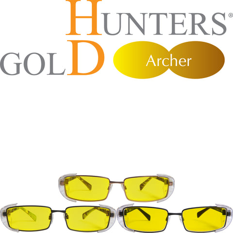 Hunters HD Gold - Advanced Shooting Lenses - Archer