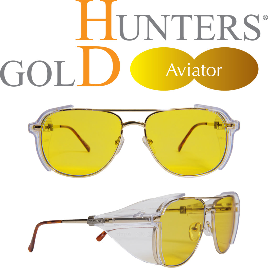 8d1fe372ef Hunters HD Gold - Advanced Shooting Lenses - Aviator – RangeStore.net