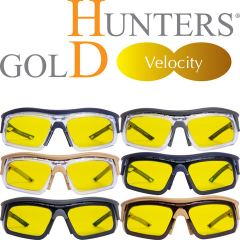 Hunters HD Gold - Advanced Shooting Lenses - Velocity