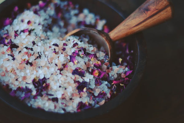Aphrodite Himalayan Botanical Bath Salts - LAST ONE