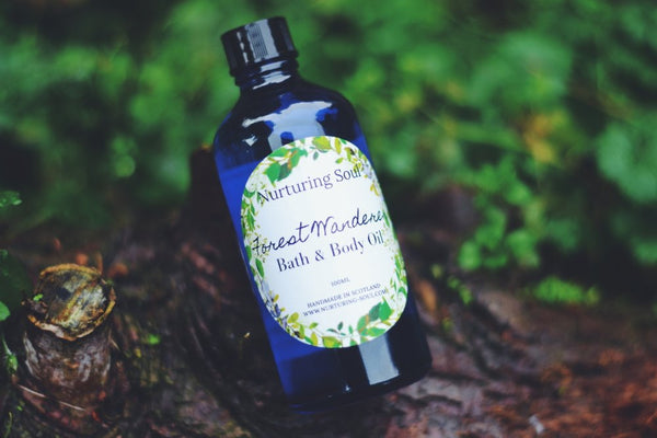 Forest Wanderer Body Oil