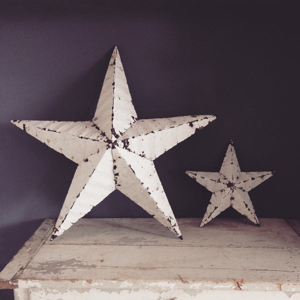 Amish Barn Star 55cm