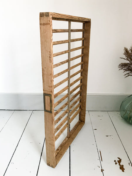 Vintage Farmers Egg Racks