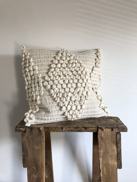 Diamond Knot Cushion