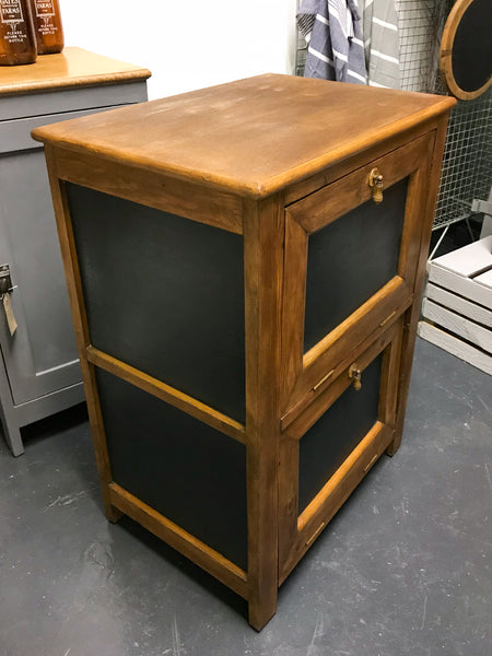 Vintage Storage Locker Cabinet