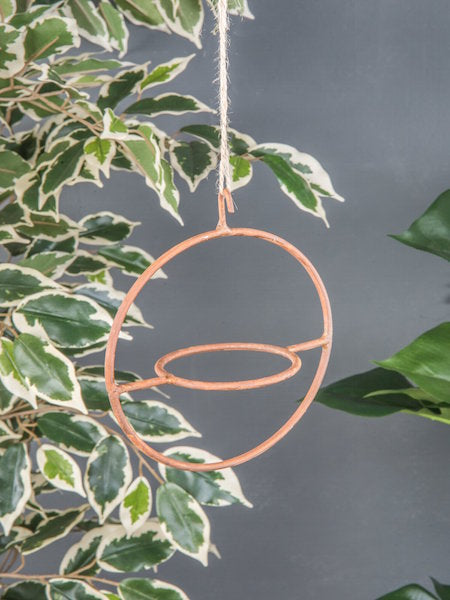 Hanging Clay Plant Pot