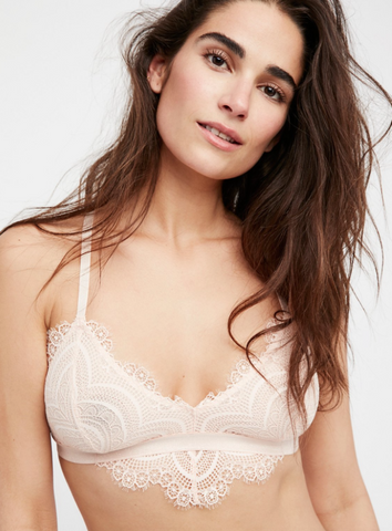 Swept Away Soft Bra