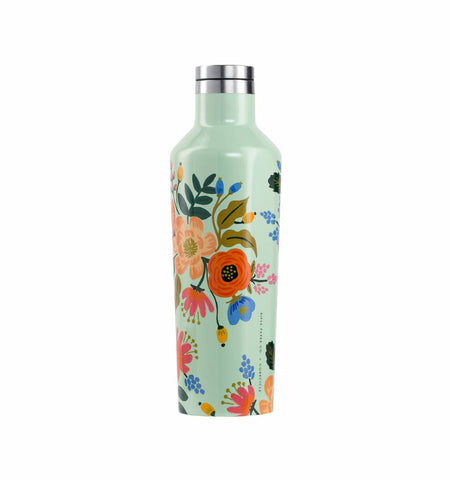 Lively Floral Travel Mug