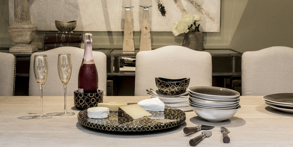 LADORADA Designer Home Decor Table Setting