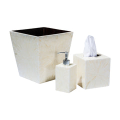 Light Almendro Bath Set