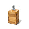 Bamboo Veneer Soap Dispenser