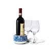 Blue Almendro Bottle Holder