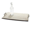 Light Almendro Large Tray