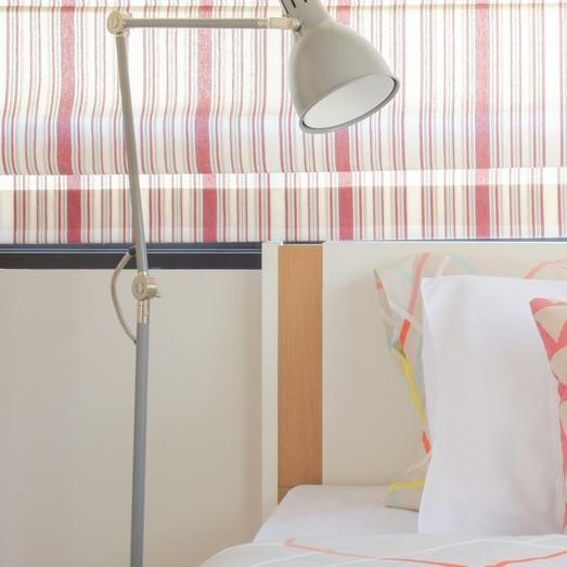 Pretty in pink: a guide to pink window blinds