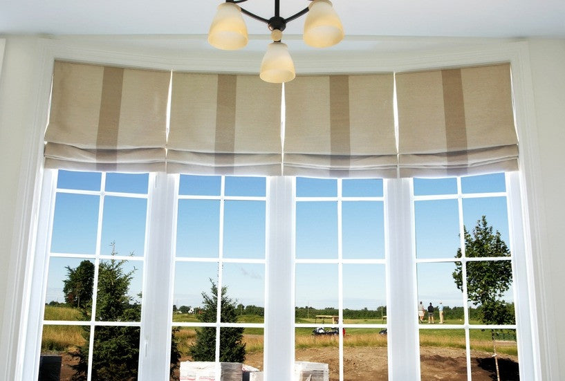 Roman Blinds Buying Guide All You Need To Know Blinds Hut