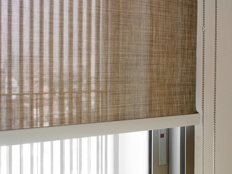 semi transparent roller blinds
