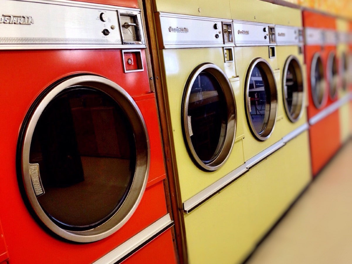 laundrette dryers