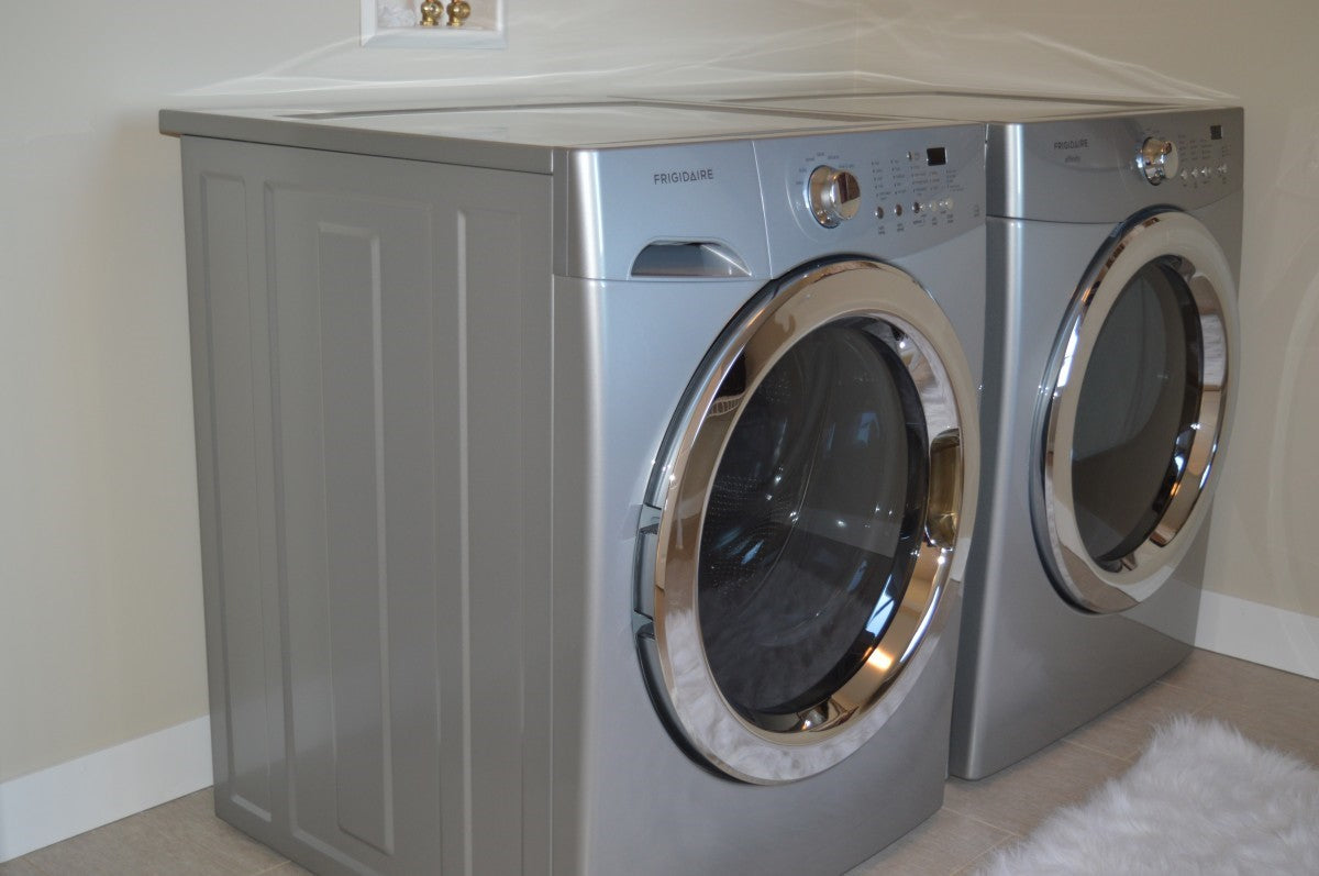 Silver Washing machines