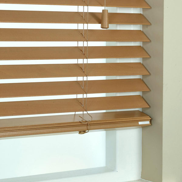 50mm Elementi Wood Venetian Blind Alder