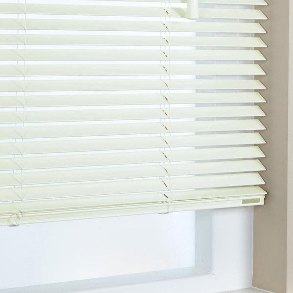 25mm Elementi Wood Venetian Blind Polar Free Sample