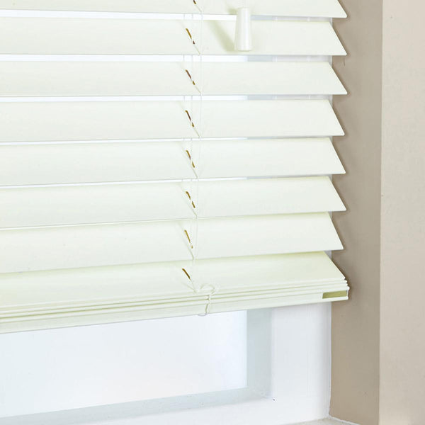 50mm Elementi Wood Venetian Blind Polar Free Sample