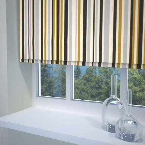 Polo Roller Blind Gold