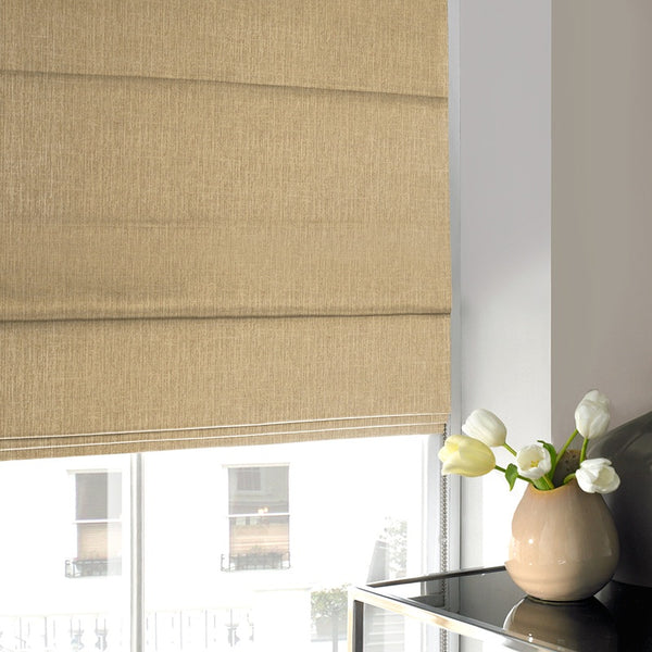 Alonzo Roman Blind Gold