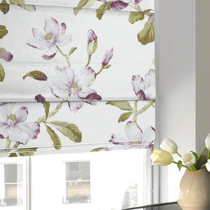 Floral Patterned Roman Blinds Made To Measure Uk Blinds Hut