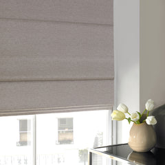 Denver Roman Blind Heather
