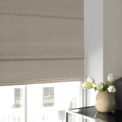 Denver Roman Blind Wheat