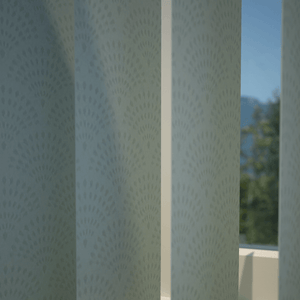 Petrichor Vertical Blind Willow