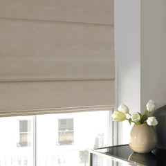 Harper Roman Blind Cream