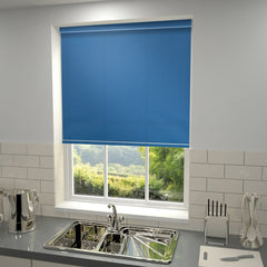 Kensington Plain Roller Blind Regatta