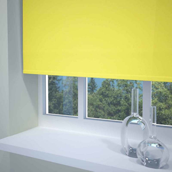 Kensington Plain Roller Blind Summer