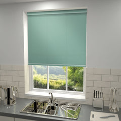 Lily Roller Blind Duck Egg