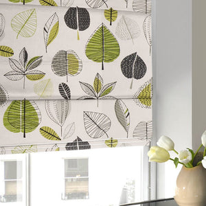 Maple Roman Blind Lime