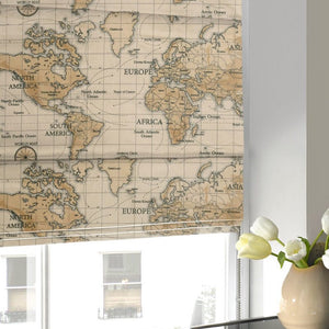 Maps Roman Blind Multi