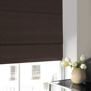Melody Roman Blind Chocolate